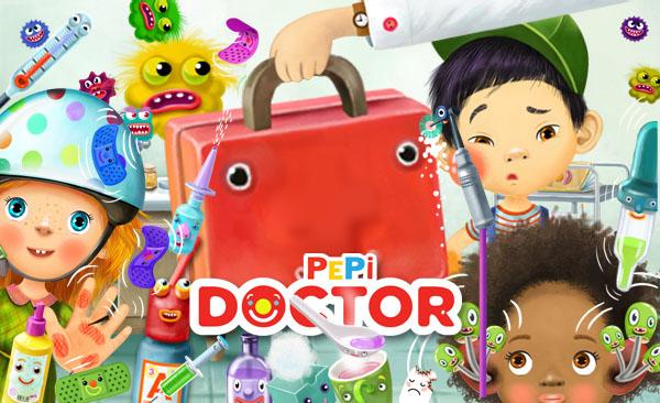 Pepi-Doctor