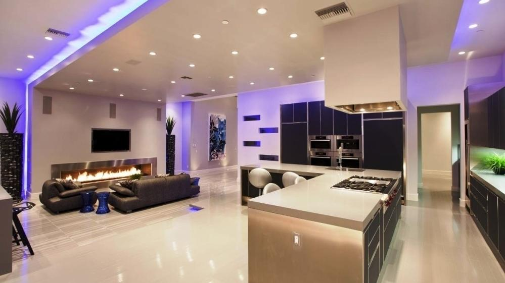 Add a Real Sophisticated Touch to Your Home with LED Lights