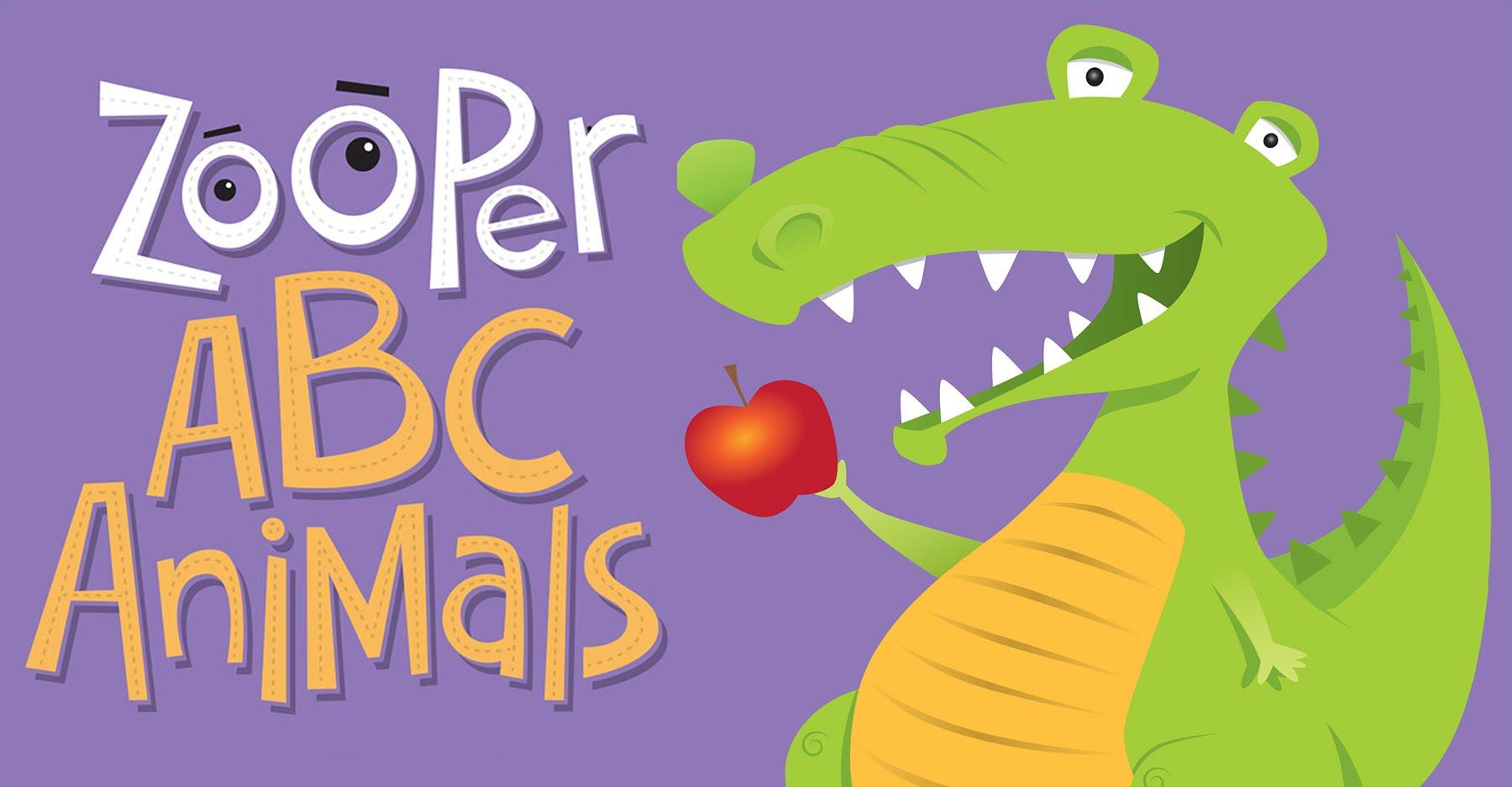 Zooper-ABC-Animals