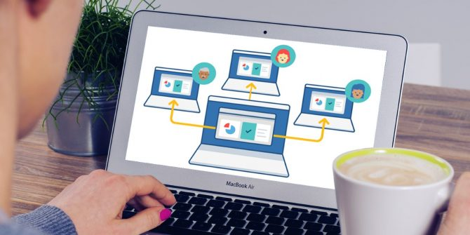 Applications that Offer Remote Access and Screen Sharing
